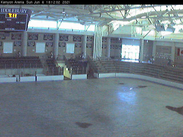 Kenyon Arena Webcam